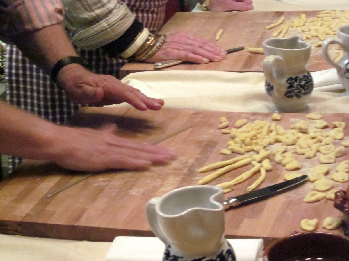 Corso di cucina a matera in ristoranti tipici della citt - Corso di cucina potenza ...