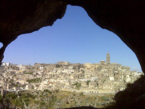 Matera And Rupestrian Churches Park