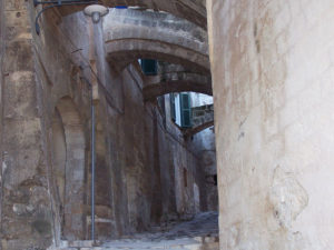 Matera, the underground city