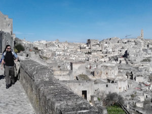 Sassi of Matera escorted tour
