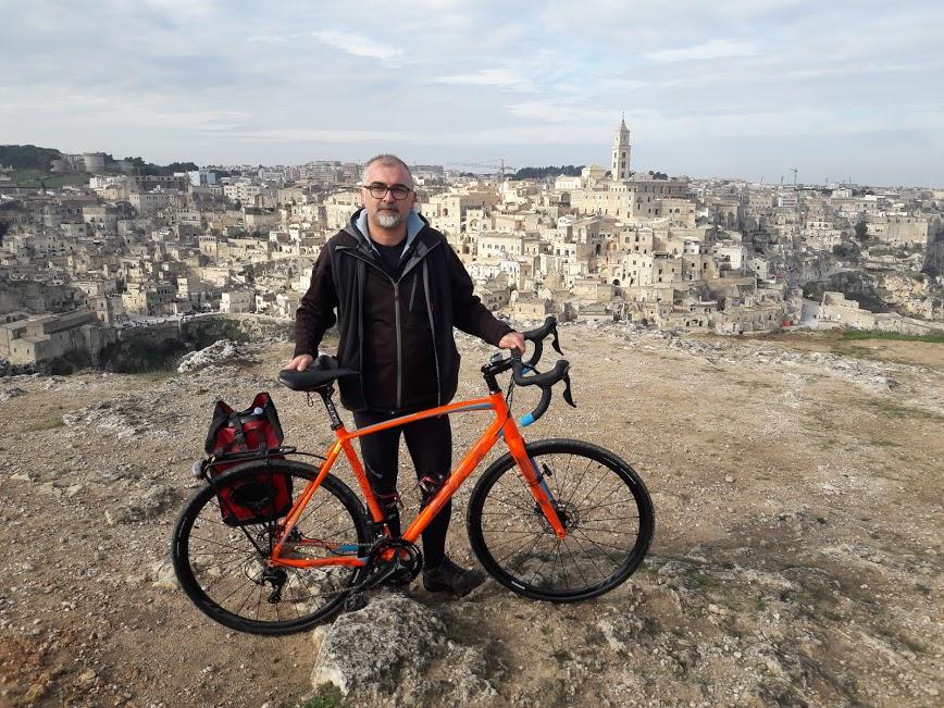 Michele Cappiello, Direttore Tecnico di Ferula Viaggi _ Slow Italy Srl