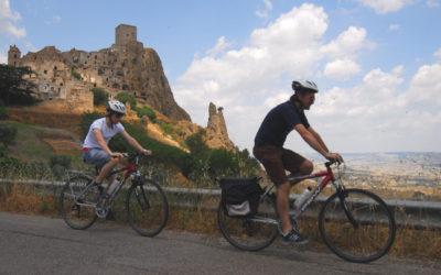Il Cicloviaggio del 2020: Puglia interna e Matera