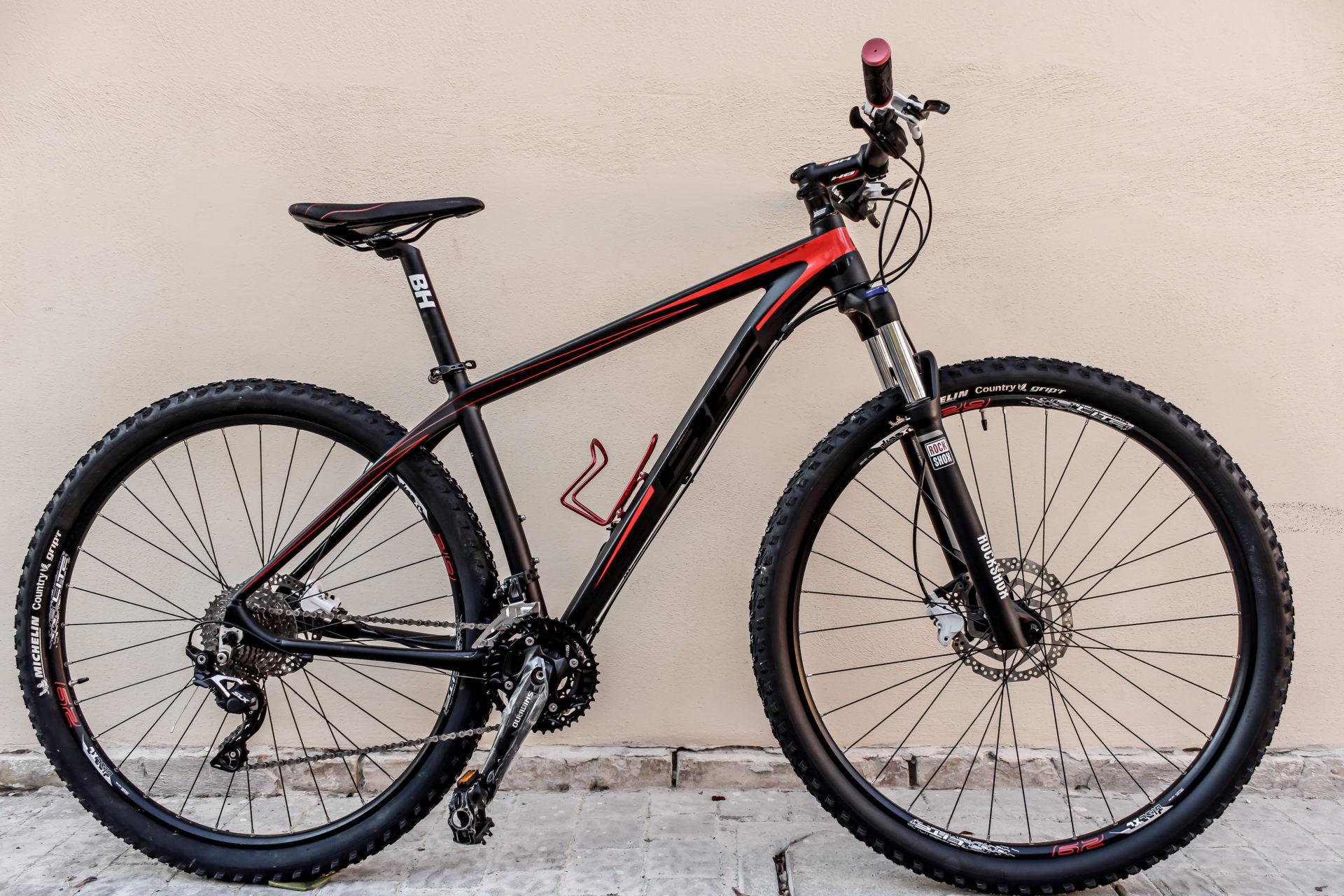 Mountain Bike da noleggiare