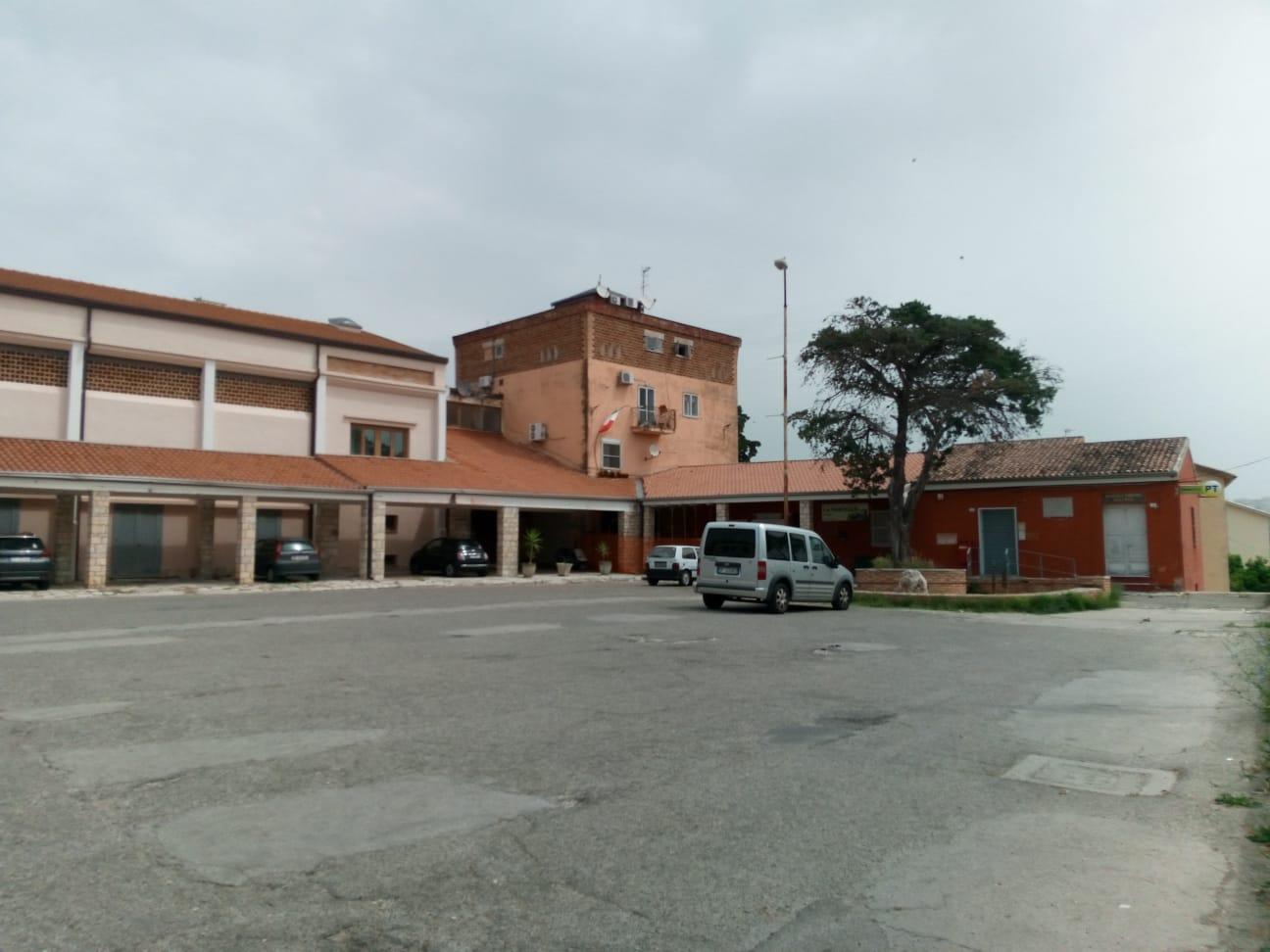Piazza Montegrappa, a La Martella