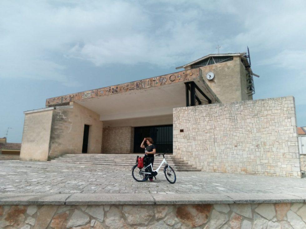 Tour in Bici a La Martella